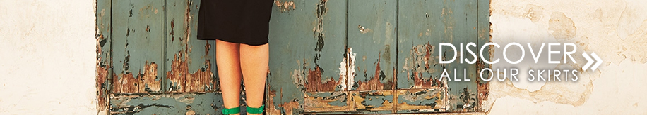 Yoek - plus size skirts