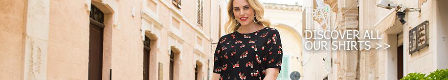 Yoek inspiration - plus size shirts