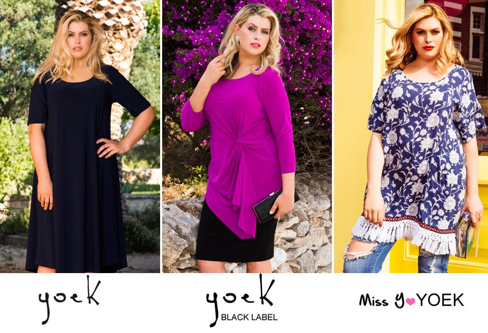 Yoek Collections Spring/Summer '17