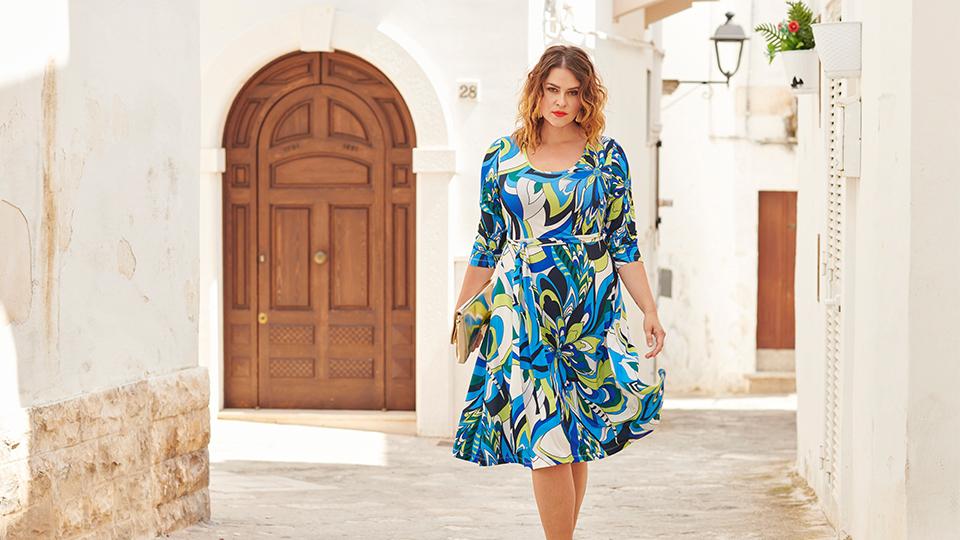 Gallery Yoek Plus Size Fashion
